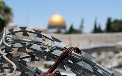 Influence et manipulation dans les conflits armés: le cas israélo-palestinien